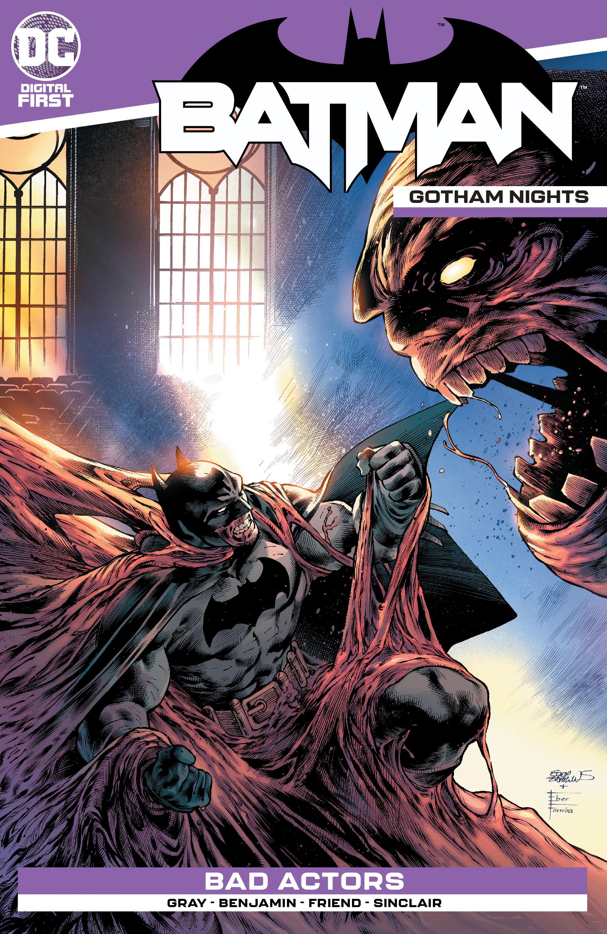 Batman: Gotham Nights Vol 1 2 (Digital)