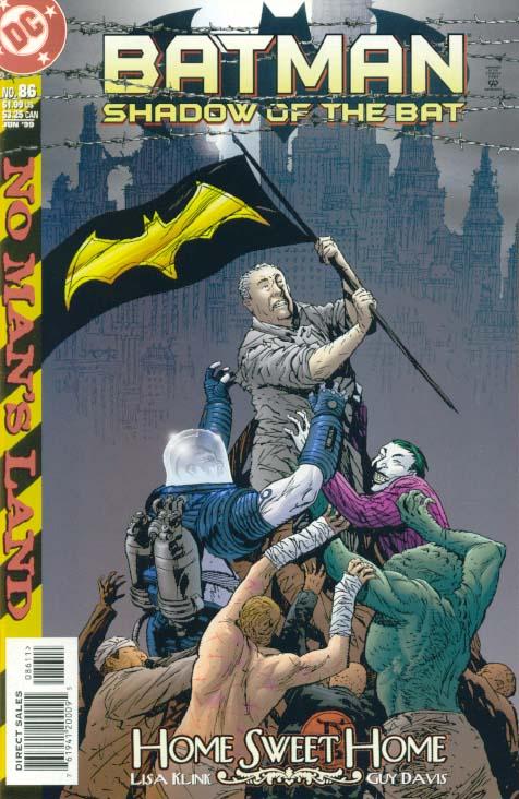 Batman: Shadow of the Bat Vol 1 86