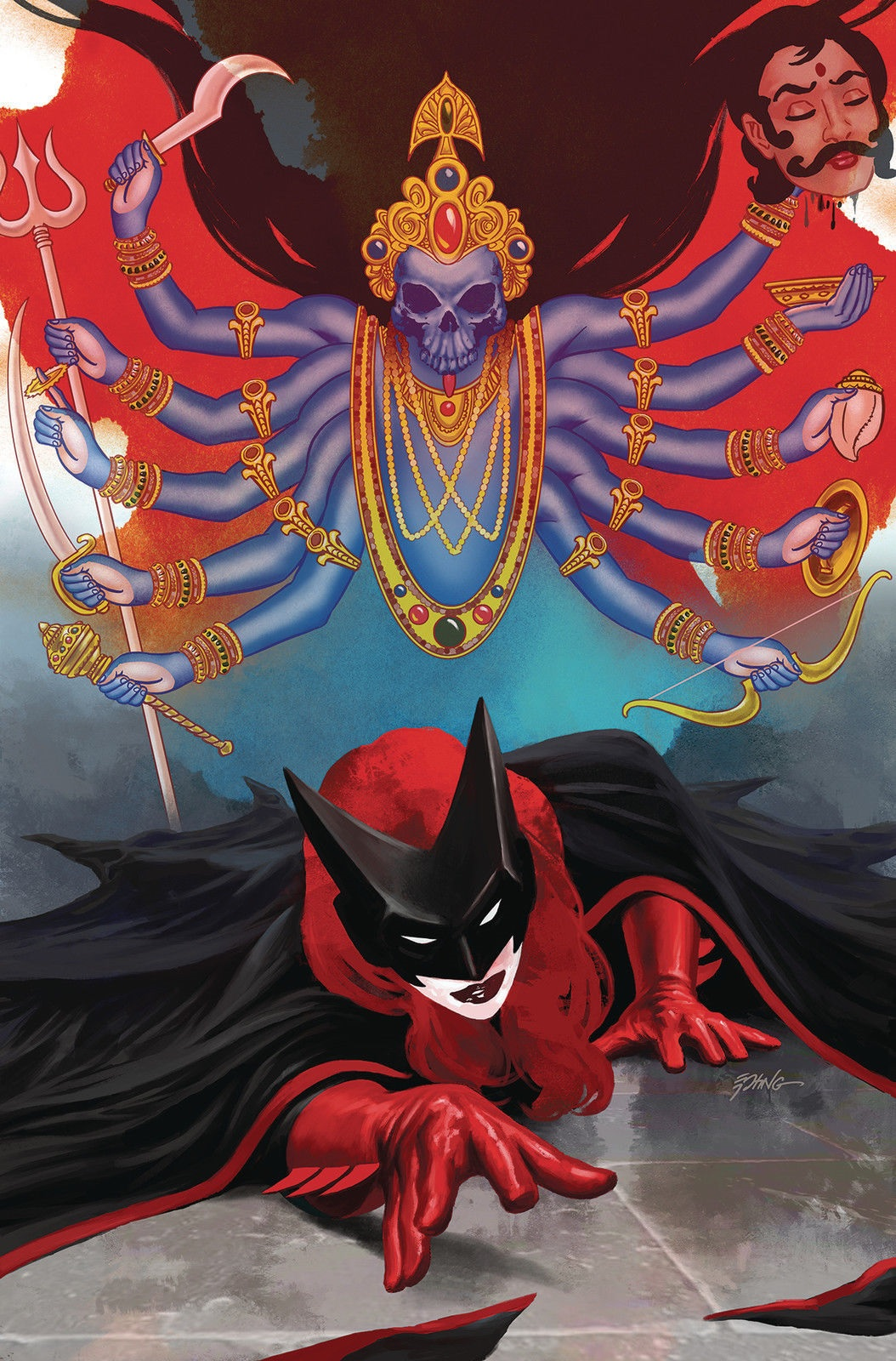 Batwoman Vol 3 4 Textless.jpg