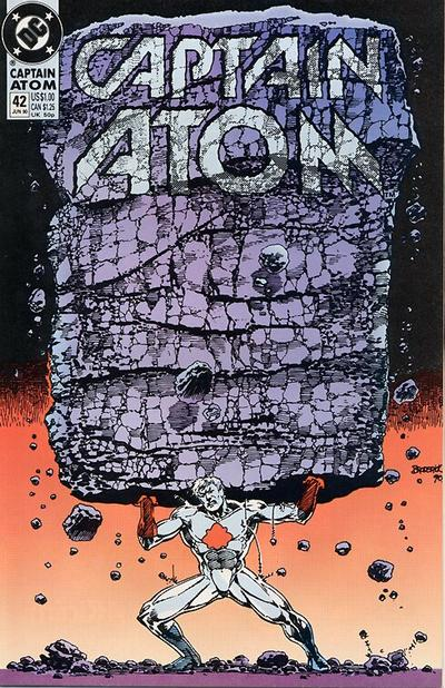 Captain Atom Vol 2 42