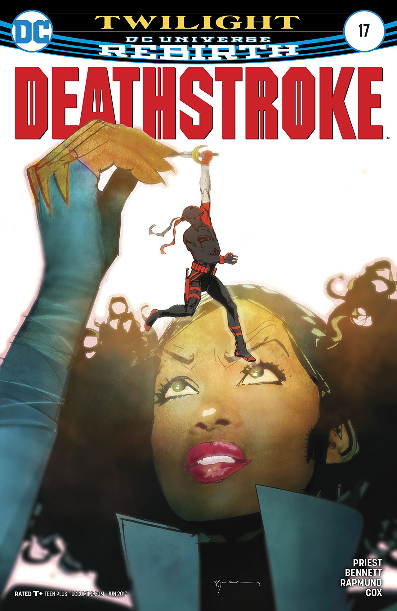 Deathstroke Vol 4 17