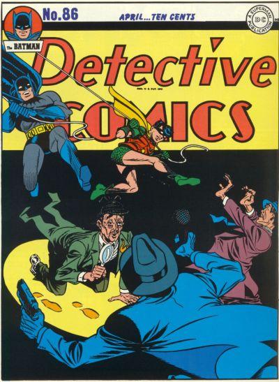 Detective Comics Vol 1 86