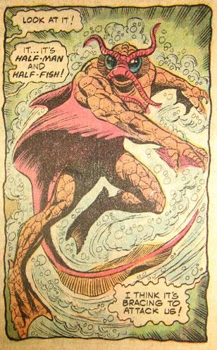 Devil Fish (Pre-Zero Hour)