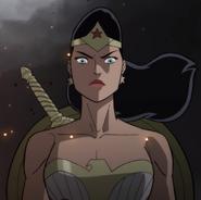 Diana of Themyscira Man of Tomorrow Earth-2 001
