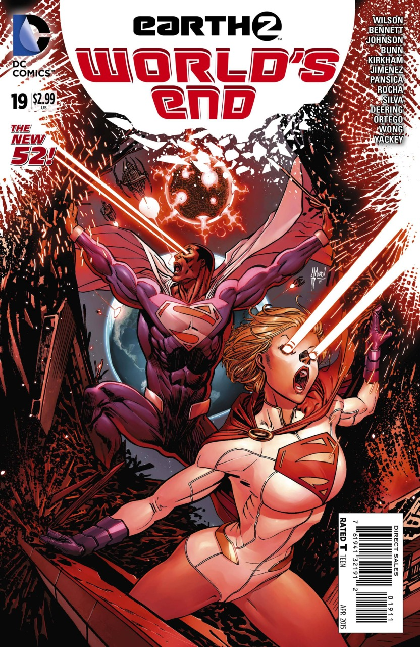 Earth 2: World's End Vol 1 19