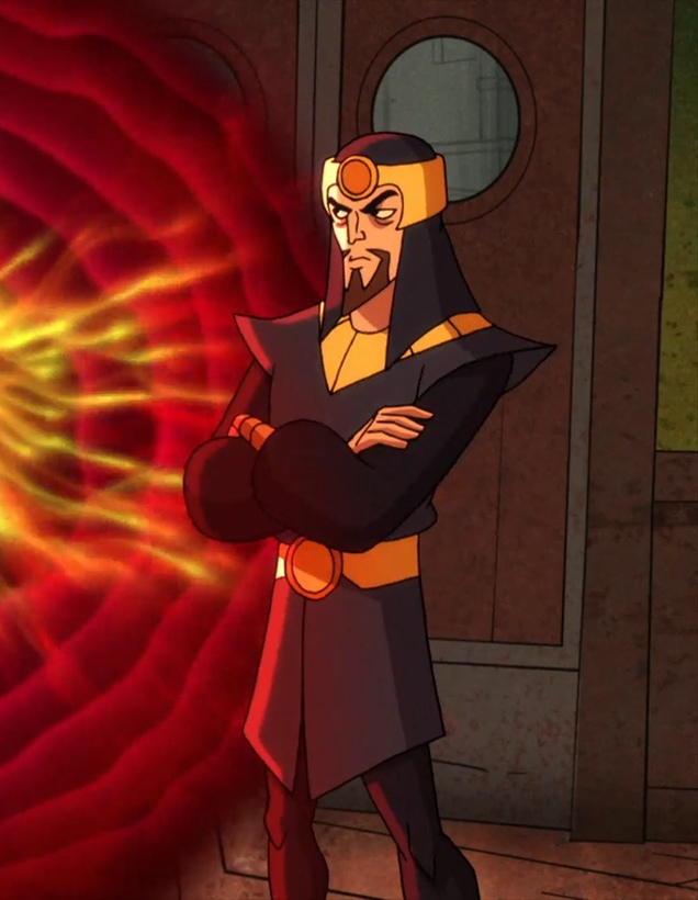 Felix Faust (Harley Quinn TV Series)