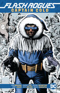 Flash Rogues Captain Cold Collected