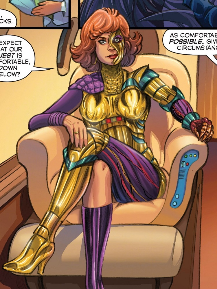 Gloria Marquez (Wonder Woman TV Series)