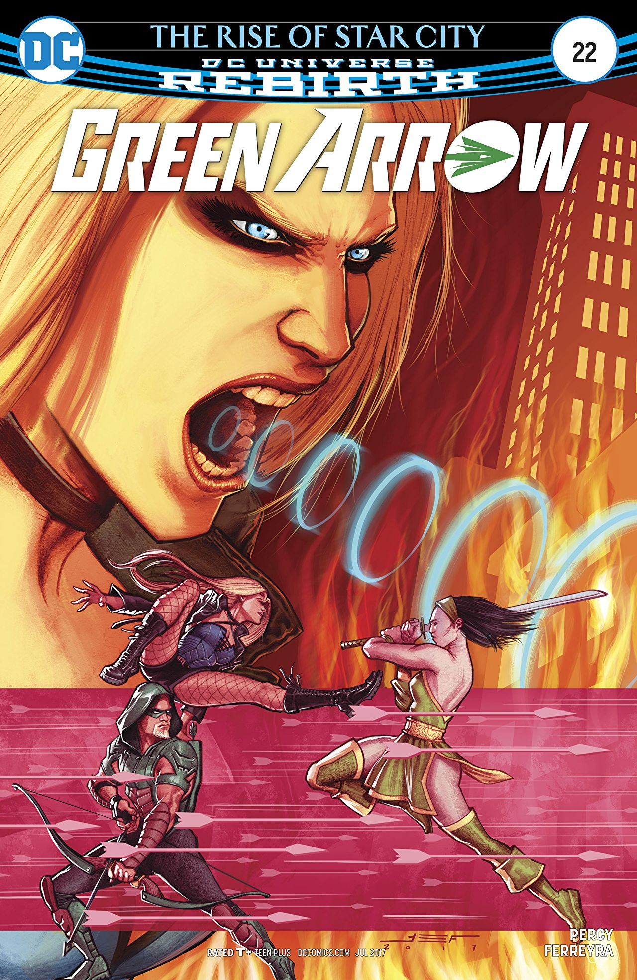 Green Arrow Vol 6 22