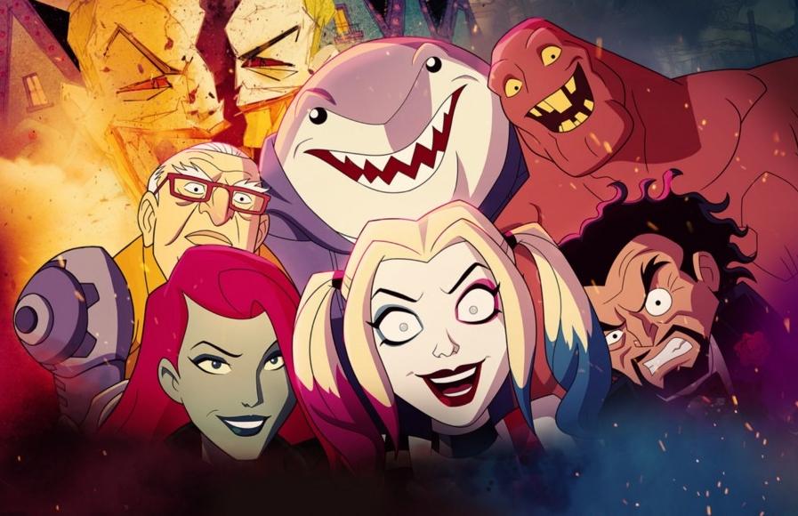 Harley Quinn's Crew (Harley Quinn TV Series)