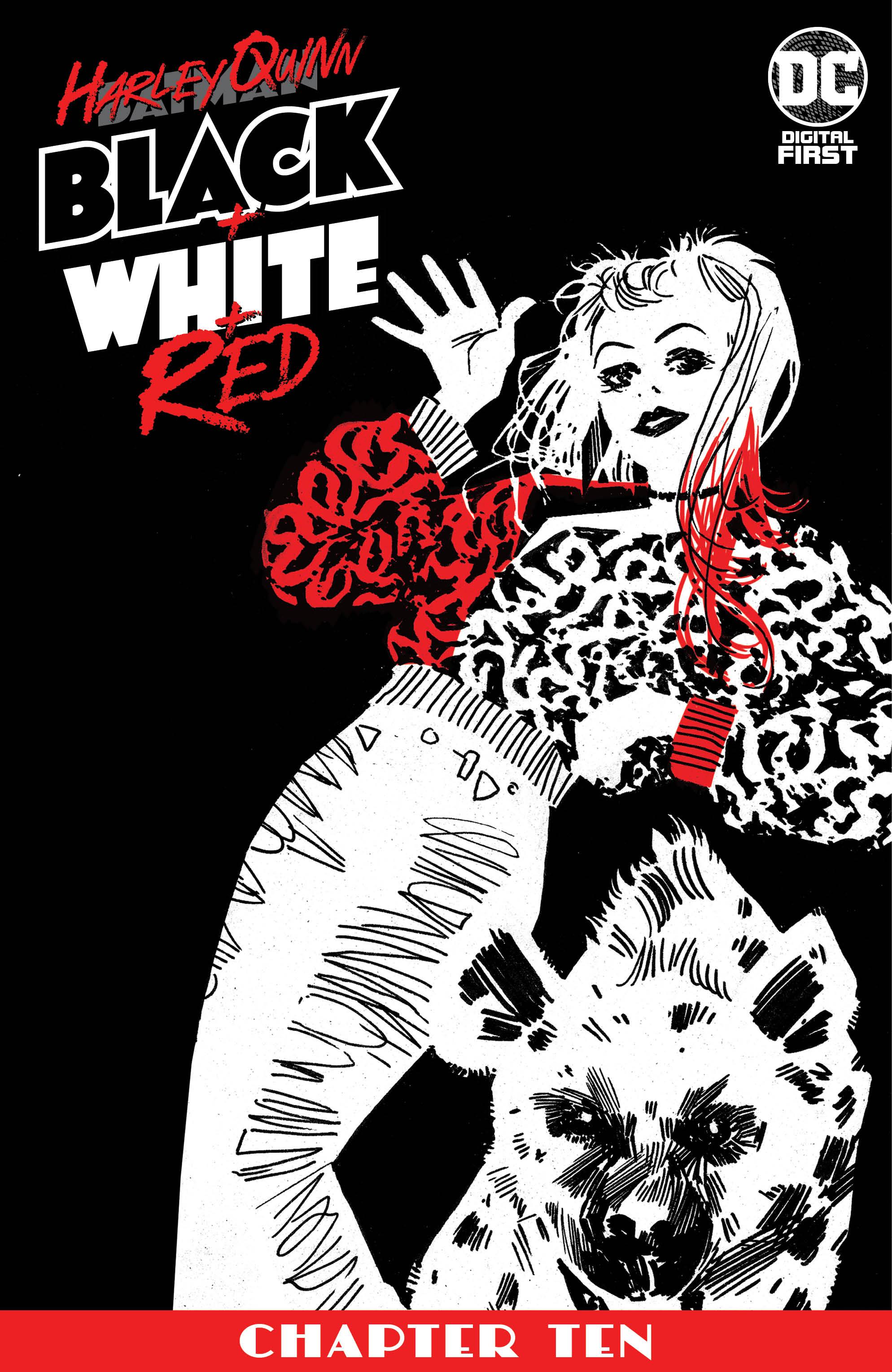 Harley Quinn: Black + White + Red Vol 1 10 (Digital)