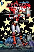 Harley Quinn Hot in the City TPB