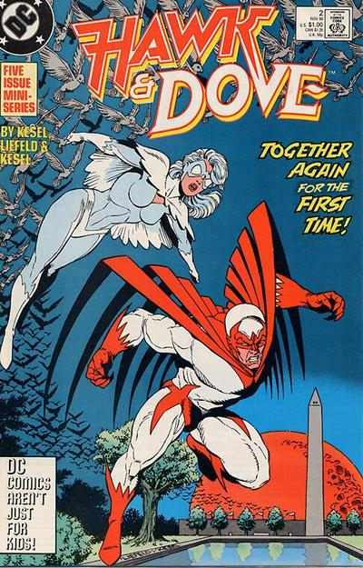 Hawk and Dove Vol 2 2