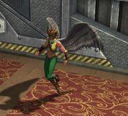 Hawkgirl DCUO 001