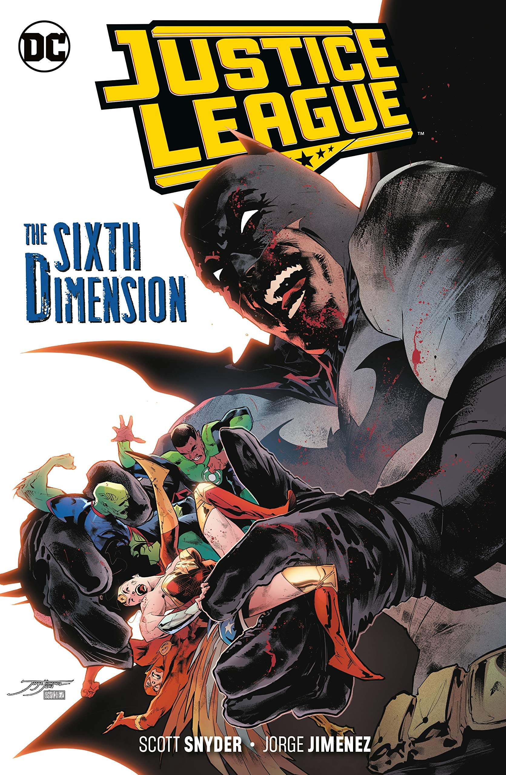 Justice League: The Sixth Dimension (Collected)