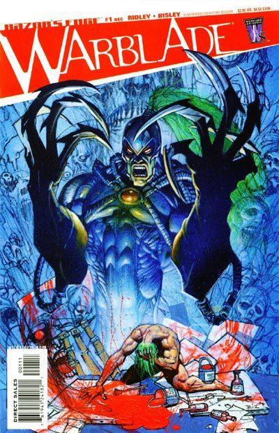 Razor's Edge: Warblade Vol 1 1