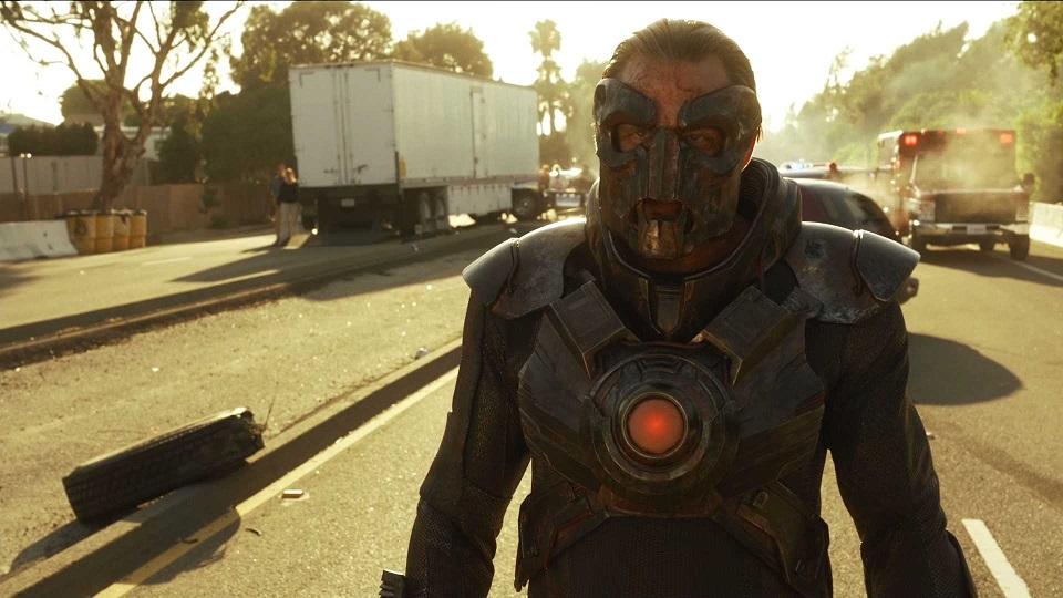 Benjamin Krull (Arrowverse: Earth-38)