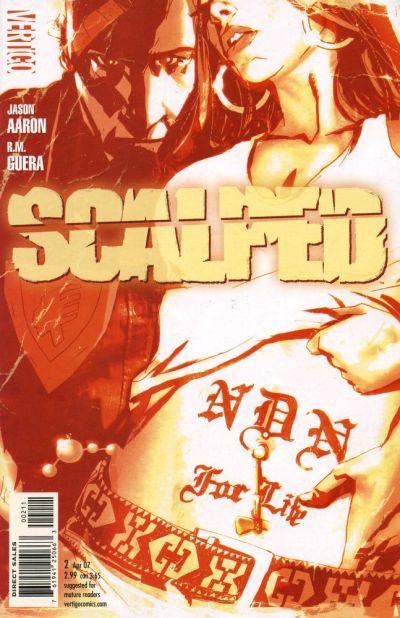 Scalped Vol 1 2
