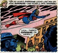 Supergirl Earth-387 001