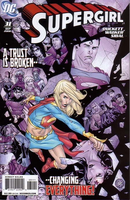 Supergirl Vol 5 31