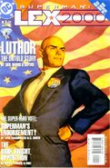 Superman - Lex 2000 Vol 1 1