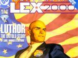 Superman: Lex 2000 Vol 1 1