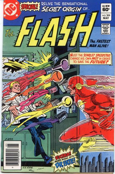 The Flash Vol 1 309