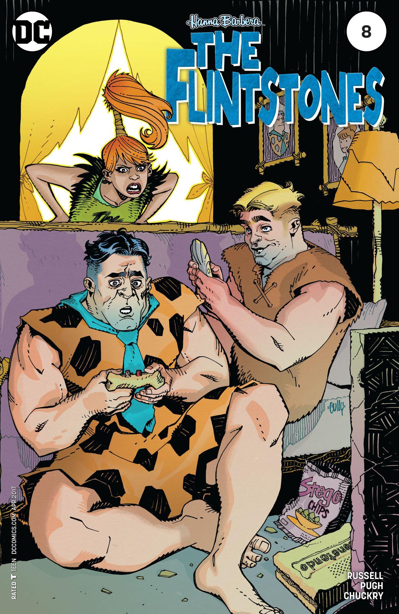 The Flintstones Vol 1 8