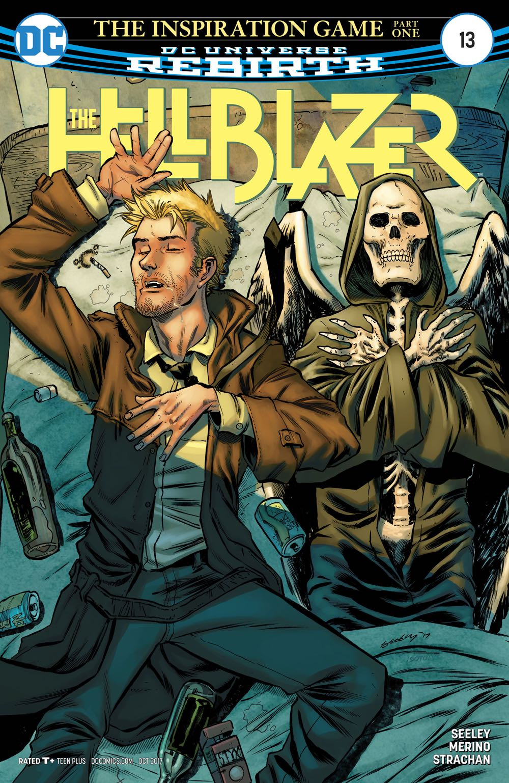 The Hellblazer Vol 1 13