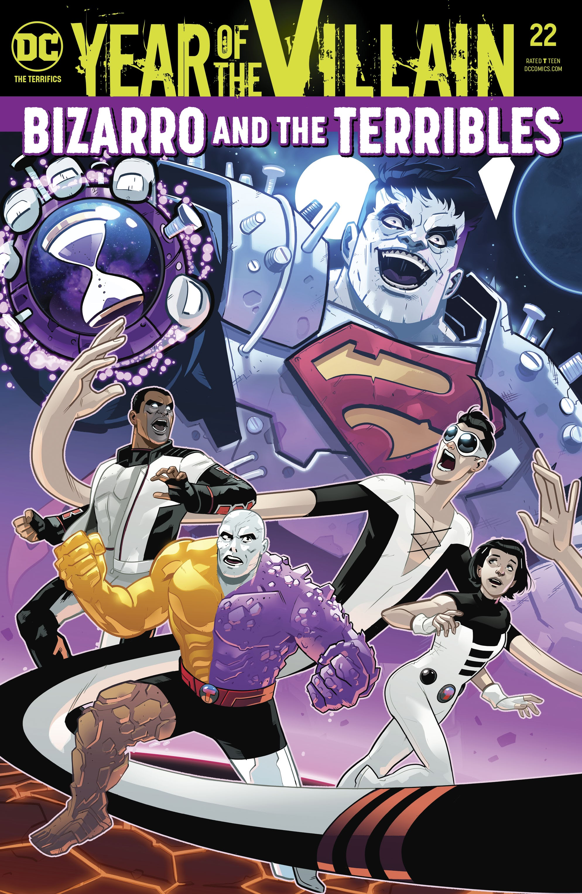 The Terrifics Vol 1 22