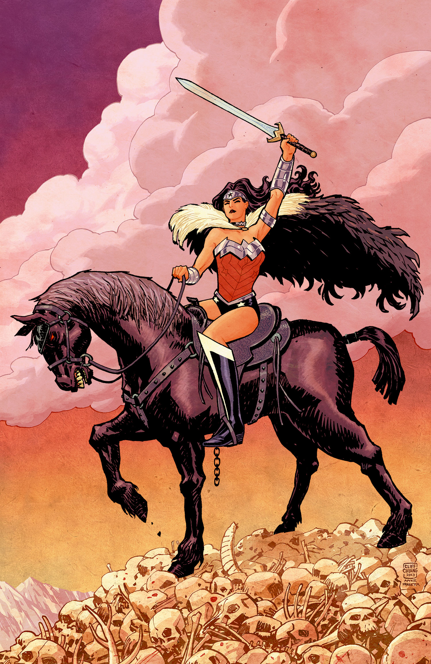 Wonder Woman Vol 4 24 Textless.jpg