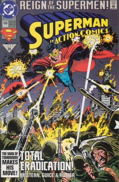 Action Comics Vol 1 690