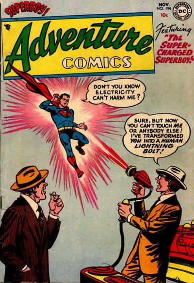 Adventure Comics Vol 1 194