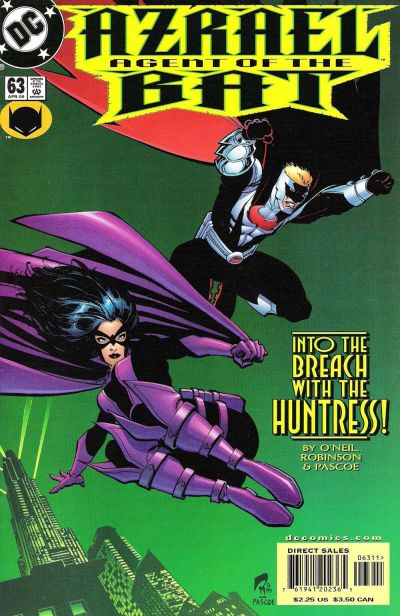 Azrael: Agent of the Bat Vol 1 63