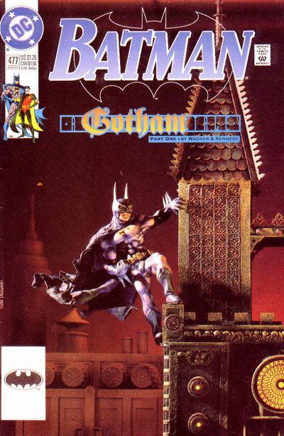 Batman Vol 1 477