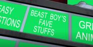 Beast Boys Fave Stuff 001