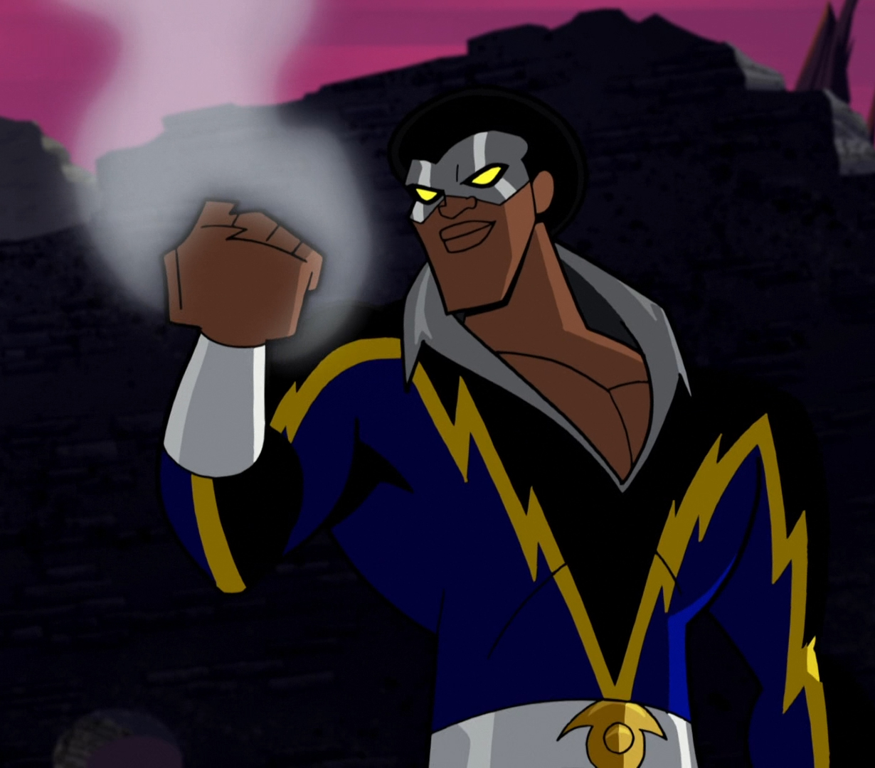 Jefferson Pierce (The Brave and the Bold)