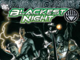 Blackest Night: Rise of the Black Lanterns (Collected)