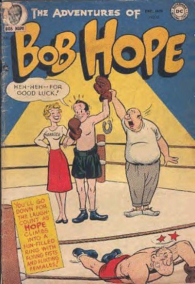 Adventures of Bob Hope Vol 1 12