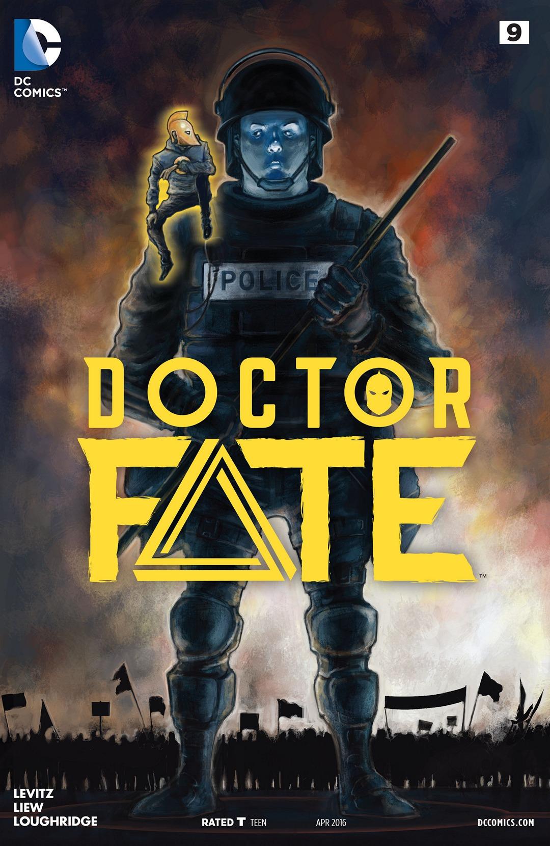 Doctor Fate Vol 4 9