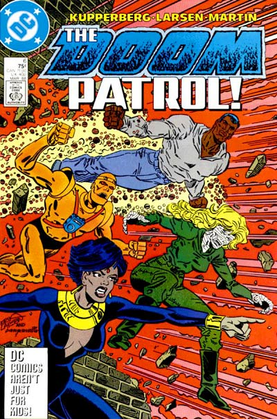Doom Patrol Vol 2 6
