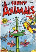 Fawcett's Funny Animals Vol 1 74