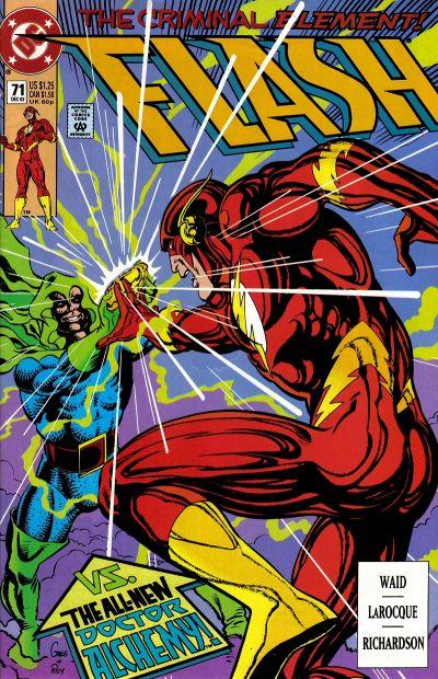The Flash Vol 2 71