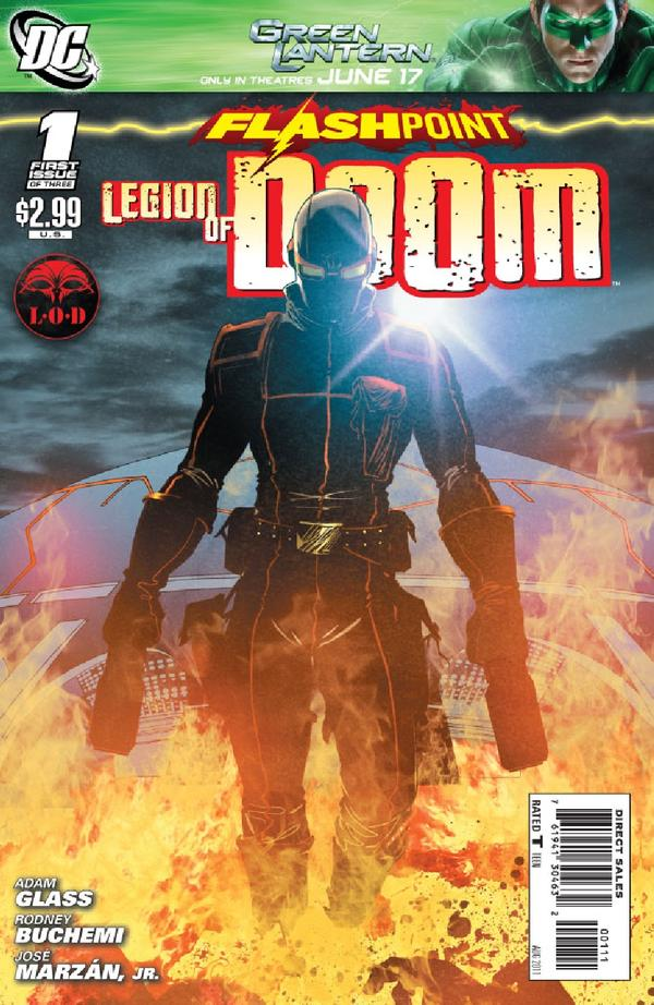 Flashpoint: Legion of Doom Vol 1