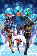 Future State Justice League Vol 1 1 Textless