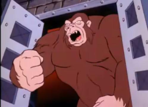 Gorilla Grodd (Super Friends)