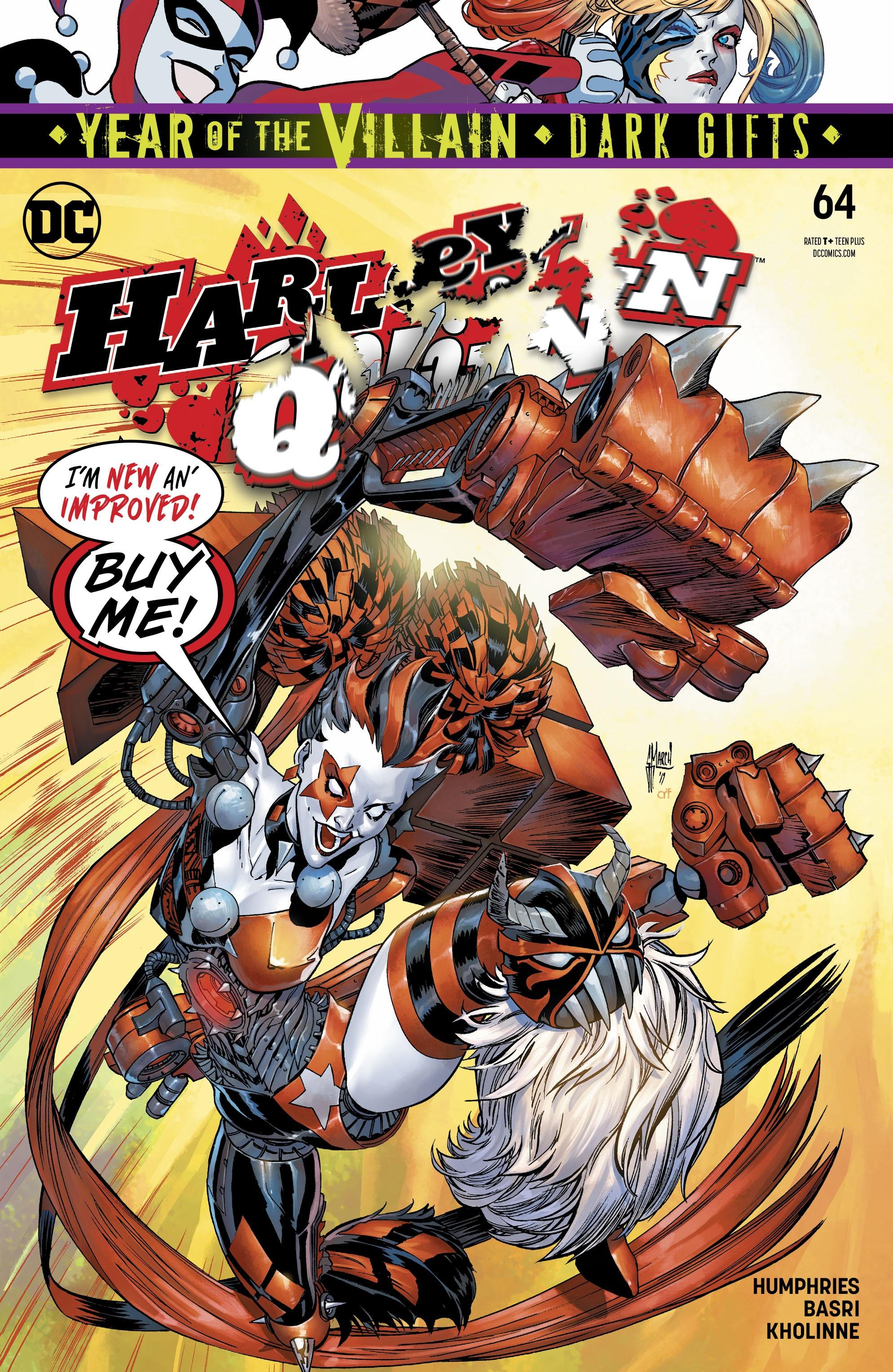 Harley Quinn Vol 3 64