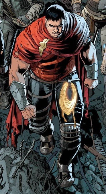 Hunter Prince (Justice League: Legacy)
