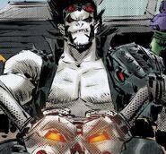 Lobo Gotham City Garage 001