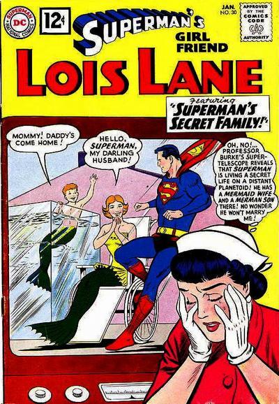 Superman's Girl Friend, Lois Lane Vol 1 30